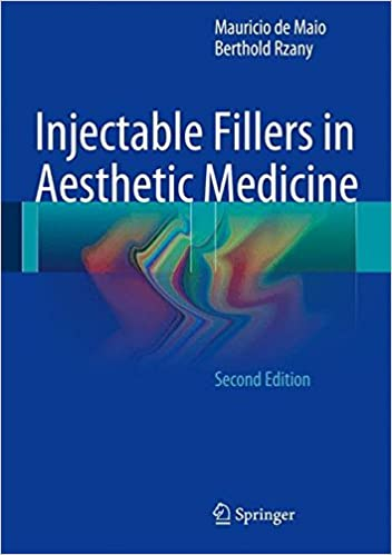 Injectable Fillers In Aesthetic Medicine por Mauricio De Maio