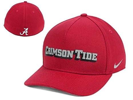 huge sale ffd50 6028d ... low price nike alabama crimson tide dri fit dna verbiage flex fit hat  cap c9cc8 a9a70