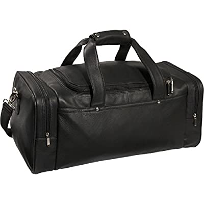 50%OFF Royce Leather Unisex Deluxe Sports Duffel Bag
