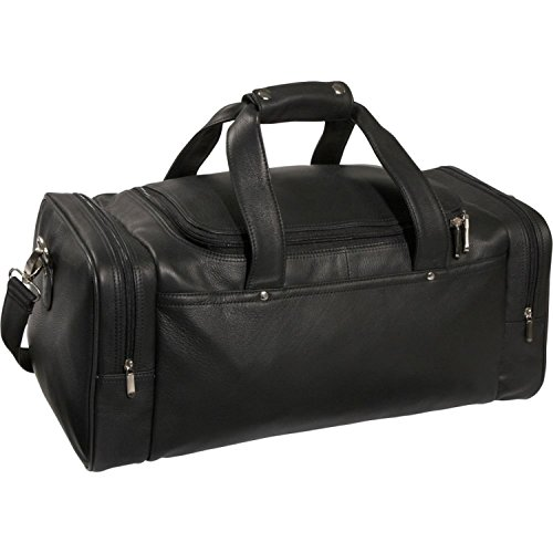 Royce Leather Sports Bag/Leather Duffel
