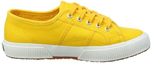 Classic Da Ginnastica Unisex Basse Jcot Superga2750 Bambini Per Giallo Scarpe giallo Gold x5wtqH