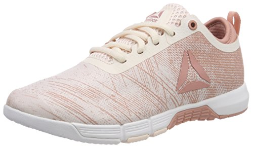 Femme pale Fitness De 000 Speed silver Reebok white chalk Pink Pink Rose Her Chaussures Tr cTTaqY