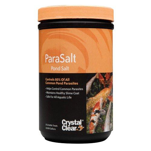 CrystalClear 24284 Para Salt Pond Salt, 2 lb by CrystalClear