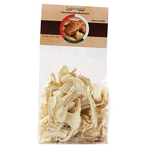 (Dried Matsutake Mushrooms 2 Ounce)