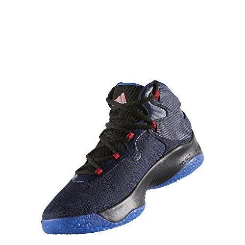 Plusieurs Couleurs Bounce Negbas Chaussures de adidas Adulte Escarl Mixte Maruni Explosive Basketball 0q1wx6F
