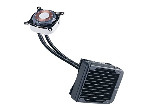 EVGA CLC 120 Liquid/Water CPU Cooler, RGB LED Cooling 400-HY-CL12-V1 by EVGA (Image #3)