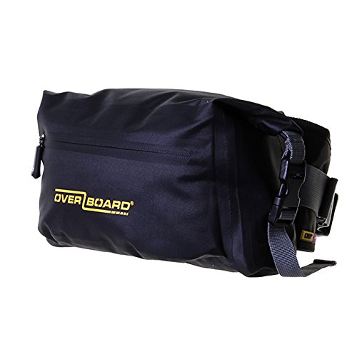 Price comparison product image OverBoard (over board) waterproof waist pack 6L black OB1164BLK