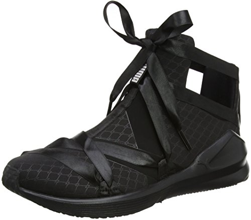 Black Ep Scape Puma Wn's Sport Rope Nero Donna Outdoor Satin puma Per Fierce Aw7twCqBF