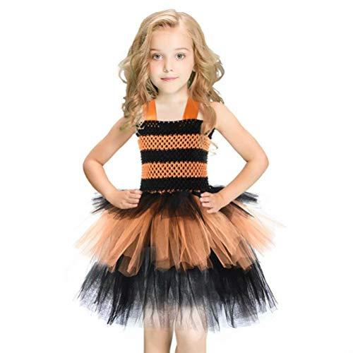 Tsyllyp Girls Tutu Dress Dance Party Birthday Princess Costumes for Halloween Christmas