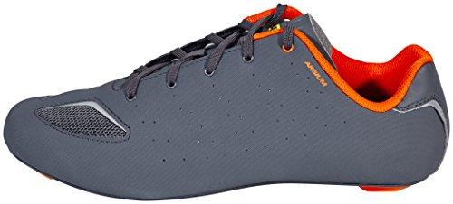 Mavic Aksium III Rennrad Fahrrad Schuhe grau/orange 2017