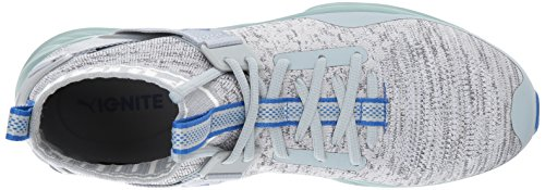 Sneaker Ignite Evoknit da uomo, cava-Asphalt-Lapis Blue, 9.5 M US