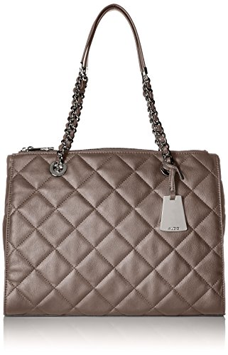 Aldo Katty Shoulder Handbag, Dark Grey