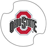 Thirstystone Ohio State University Car Cup Holder Coaster, 2-Pack