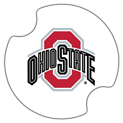 Thirstystone Ohio State University Car C - State Absorbent Car Coasters Shopping Results