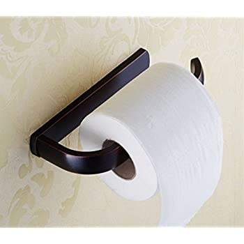 lovely idea single post toilet paper holder. ELLO ALLO Oil Rubbed Bronze Toilet Paper Holder Bathroom Accessories  Wall Mounted Rust Protection Amazon com Mancel Brass Rolll