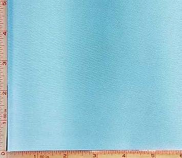 Amazon com: Light Aqua Blue 100 Denier Interlock Fabric 2