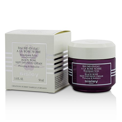 Sisley Black Rose Skin Infusion Cream Plumping & Radiance 50ml|1.6oz