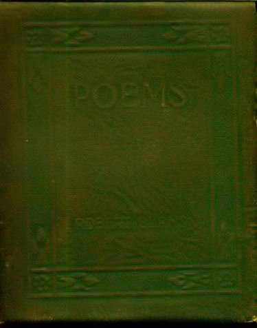 Download The Poems and Songs of Robert Burns (Little Leather Library) pdf