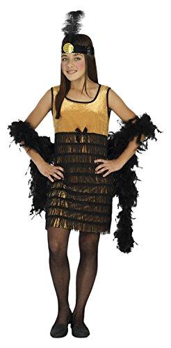 Atosa- Disfraz Charleston, 5 a 6 años (20798): Amazon.es: Juguetes ...