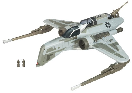(Star Wars Deluxe Vehicle  - ARC- 170)