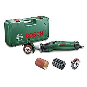 Bosch Roller Sander Kit with Accessories PRR 250 ES (250 Watt, in Case)