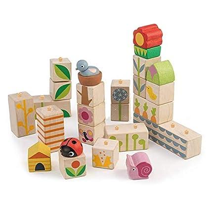 Amazon.com: Juguetes de hoja de tienda – 24 piezas de ...