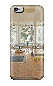 Series Skin Case Cover For iphone 5 5s (marble Copper Centered Island Kitchen With Autumn Accents)