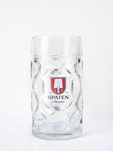 Spaten Oversized 0.5 Liter Octoberfest Style Beer Mug