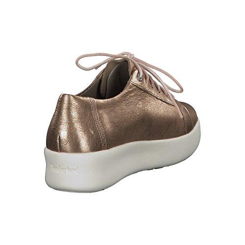 avec Plate Chaussures Or Forme Femmes Timberland de A1NZH les Sport la de fgw8aUq