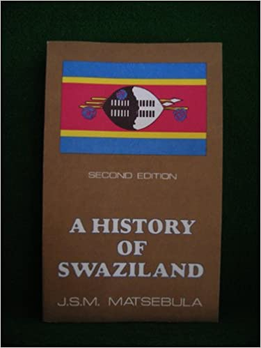 A History of Swaziland