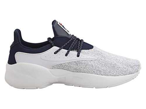 Fred Sneakers Fnvy Fila Wht Men's Shoes Mindbreaker CAqYwYxv70