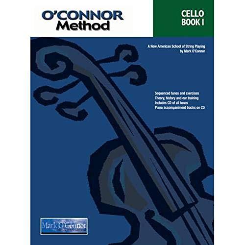 O'Connor Cello Method - Book 1 - Cello Part & CD