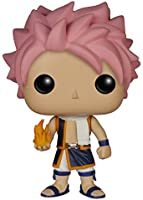 Funko POP Anime: Fairy Tail Natsu Action Figure