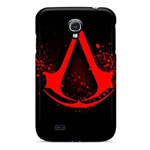 Samsung Galaxy S4 WWx17915xALE Unique Design Nice Assassins Creed Skin Great Cell-phone Hard Covers -AaronBlanchette