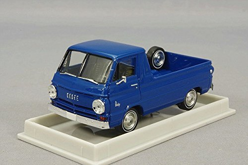 HO Scale 1964 Dodge A 100 Pickup Truck - Assembled -- Gentian Blue