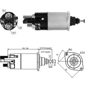 new starter solenoid relay for 38mt 12v 12. Black Bedroom Furniture Sets. Home Design Ideas