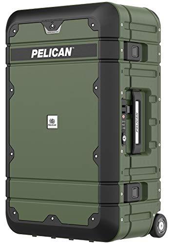 Pelican Tsa Lock - Pelican Elite Luggage | Carry-On (BA22-22 inch) - OD Green/Black