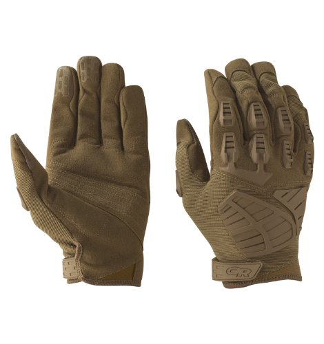 Outdoor Research Asset Gloves, Coyote, Large
