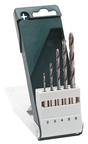 Bosch 5tlg Holzbohrer Set Mit 1 4 Zoll Sechskantschaft Amazon De