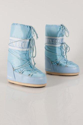 Boot Nylon Moon Ciel 3538 Amazon Ski Après Adulte Bleu 6fxnzxg
