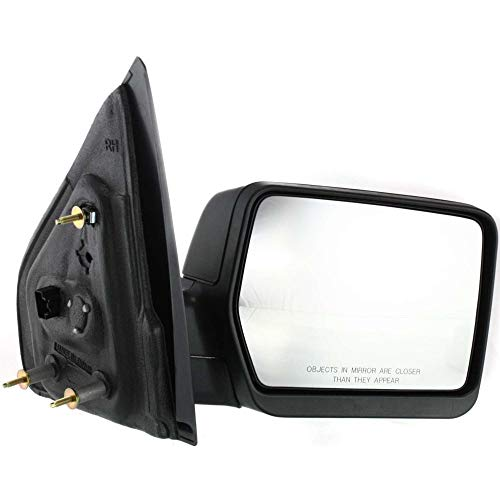 Kool Vue FD82ER Power Mirror For 2004-2008 Ford F-150 Passenger Side ()