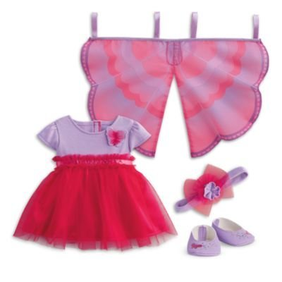 American Girl Bitty Baby - Flutter & Fly Outfit for dolls - Bitty Baby 2015 by American Girl