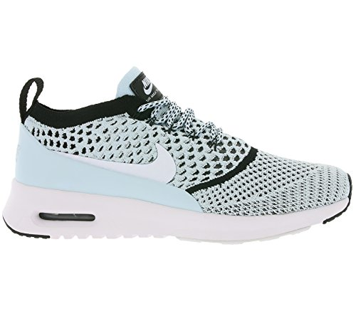 NIKE Womens Air Max Thea FK Running Shoe Glacier Blue/Whte-black YHQpKsqvH