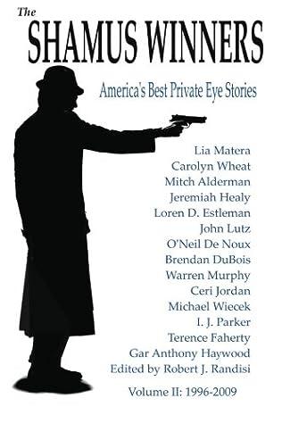 book cover of The Shamus Winners Volume II