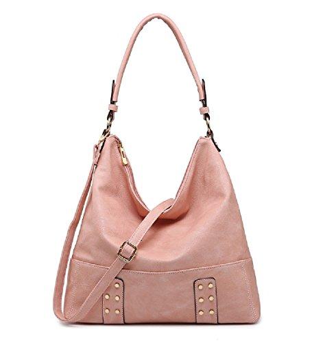 Ladies Designer Bag MA36038 Handbag Slouch Tote Bag Women's Shoulder Faux Gold Bucket Leather 11qrOa