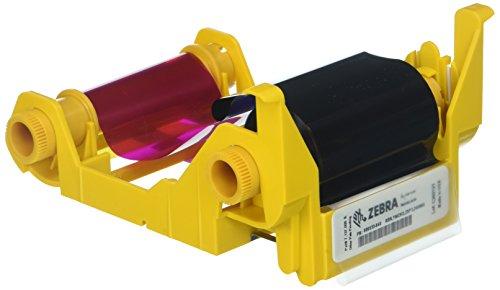 (Zebra Technologies 800033-840 IX Series Color Ribbon for ZXP3 Card Printer)