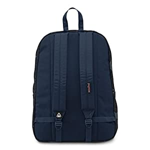JanSport Unisex Super FX Denim Laser Stars Backpack
