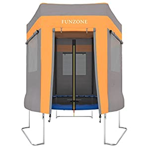 ultrasport trampoline play tent for garden trampoline. Black Bedroom Furniture Sets. Home Design Ideas