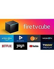 Der neue FireTVCube│Hands-free mit Alexa, 4KUltraHD-Streaming-Mediaplayer