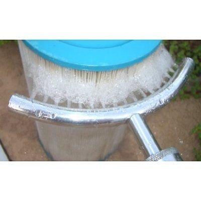 Filter Flosser Pool Spa Cartridge Cleaner Water Pressure Jet Cleaning Tool